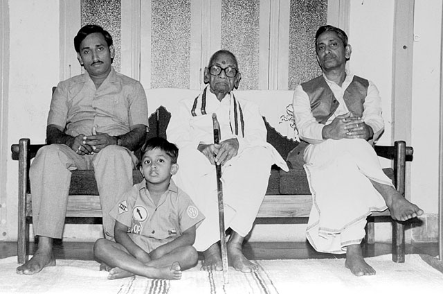 FOUR GENERATIONS OF GURUJI
